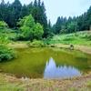 鏡ヶ池(新潟県十日町)