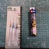 光硬化パテ+インジェクター