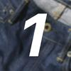 Japan Blue Jeans 「CIRCLE スキニー」 1ヶ月