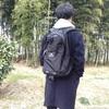 【レビュー】GREGORY(グレゴリー)のデイパックを買った! ブラックはコーディネートしやすいね!