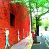 携帯写真館『長谷川町子美術館』