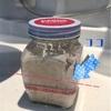 ついに!冷凍苺の天然酵母でパン作り