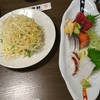 鹿沼市 奴寿司でマグロステーキと日本酒。