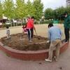 毎月恒例 春日町公園清掃