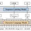 低リソースかつノイジーなテキストに対する固有表現認識