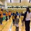1月8日 ジュニア選手練習会