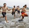 福島県相馬市・宮城県石巻市で8年振りに海開き!ただ福島県内ではまだ14ヶ所の海水浴場が再開出来ておらず、復興がなかなか進まない現実を再認識!!