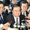 韓国議長 日本に特使派遣意向 G20前に修復狙う (^-^;