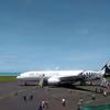 NZ旅行-0「ファレオロ空港」
