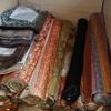 生地 金襴4 織り出し模様不明