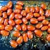 トマトのローストとボチボチ片付け