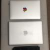 MacBook Air 11インチからMacBook Pro Late 2016に乗り換えてみた