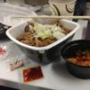 【吉野家】残業と残業飯【牛カルビキムチ丼 】
