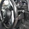 自動車内装修理#333 マツダ/CX-3 革レザーハンドル/ステアリング 劣化・擦れ・テープ糊跡補修リペア