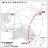 JALがメルボルン就航記念のプレエコ期間限定運賃(10.9円~)、ダブルマイル・キャンペーンもあり。