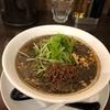 四川担々麺阿吽@新宿御苑前で担々麺。美味しかったけど…反省も。