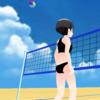 東京オリンピック開催を記念して、『ビーチバレーアタック練習』のアプリゲーム、公開致しました。