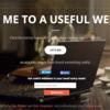 便利なサイトへあなたを誘う「Random Useful Website」