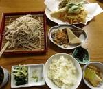 美味しい蕎麦が食べたい!赤沢宿 赤沢そば処 武蔵屋に出没!秘境感溢れるお店