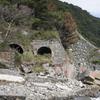 東海道線・旧石部トンネル(2016.10)