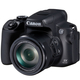 光学65倍ズームと最新機能を搭載。キヤノンのコンデジカメラ「PowerShot SX70 HS」。