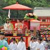 京都 祇園祭・花傘巡行  (7月24日)