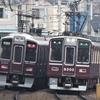 阪急京都線乗車記①鉄道風景197...20191219