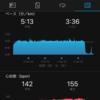 福知山マラソン2週間前30km走を終えて・・・当日の走り方を決めました。。