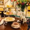 ロイヤルクリスタルカフェ:銀座で楽しむアフタヌーンティー♪