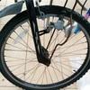 家の自転車全部【ハブダイナモ+LEDライト化】2年経過。まずは子供の自転車を自分流カスタマイズ編
