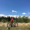 マウンテンバイクで白馬の里山ライドしてみたよ。