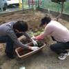 菜園プロジェクトの活動の様子