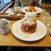 2019年山形観光 その3(ウフウフガーデンのプレミアムたまごパンケーキを実食)