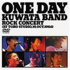 1986.10.19 KUWATA BAND ROCK CONCERT (AT TOHO STUDIO, 19th Oct.1986)