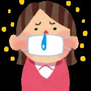 【注意】風邪症状と思い込んでない?しつこい花粉症はいつまで続くのか