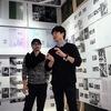 吉田亮人さんの写真展「THE ABSENCE OF TWO」トークショーレポート