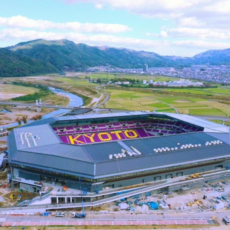 2020年オープンの亀岡駅前「京都スタジアム」見どころ徹底解説!