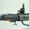 メカコレクションNo.22 地球防衛艦隊 巡洋艦