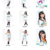 Wake Up, Girls! Bromide Collection -Vol.2.5- (2014-12-14発売)