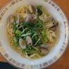 3月のサイゼリヤ季節限定メニュー「ほろにが菜花とあさりのスパゲッティ」をいただきました(^^)/