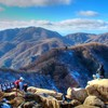 御在所岳登山計画  登山ルートと下山後の温泉
