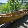 「麦の海をゆく船」