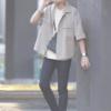 【メンズ服コーデ】CPOシャツ・セットアップ・タックイン・ワイドパンツなど今年のトレンドファッションをおさらい!新宿・池袋から定番人気アイテムを学べ!