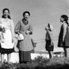 【写真複製・写真修復の専門店】昭和の白黒写真 カラーに色付け