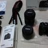 「初めての一眼レフカメラを購入^^お題「これ買いました」」