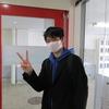 ★Campus Report★ 卒業生が来校しました