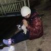 多摩川のネコちゃんとウチのドラ猫