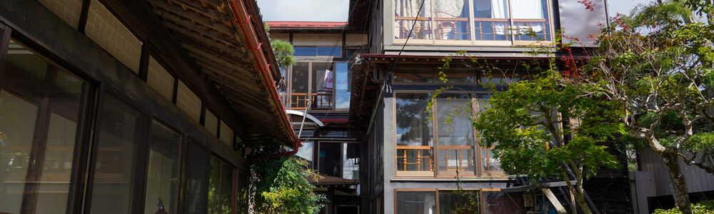 丸全旅館 大東の静かな木造3階建て旅館に泊まってきた