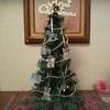 玄関のインテリア クリスマス仕様にしました