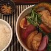 【大食い日記】奥芝商店 八王子田代城 スープカレーがこんなにおいしいなんて!そして紅葉